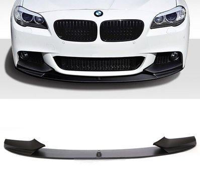 BMW 5 serie F10 en F11 performance look frontspoiler