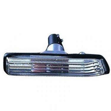 Helder chromen zijknipperlichten BMW X5 E53 model 1999 - 2007