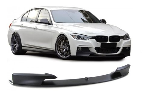 BMW 3 serie F30 en F31 performance look frontspoiler model 2012 - 2019