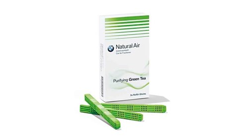 Natural Air refill-kit Purifying Green Tea origineel BMW