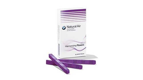 Natural Air refill-kit Harmonizing Flowers origineel BMW