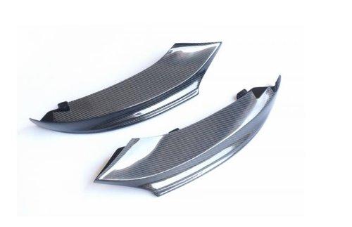 BMW 4 serie F32, F33 en F36 carbon splitters M pakket