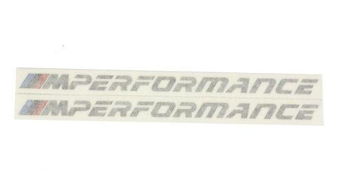 BMW M Performance stickers sideskirts origineel BMW