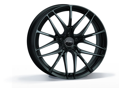 Breyton Fascinate Matt Black BMW 5 serie G30 en G31 velgen 20 inch
