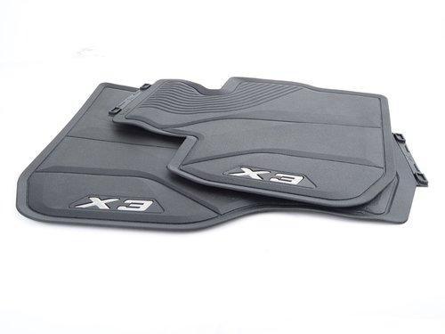 Rubber matten BMW X3 G01 origineel BMW