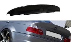 BMW 3 serie E46 sedan CSL look ducktail spoiler
