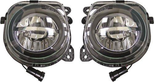 BMW 5 serie F07 GT LCI, F10 LCI en F11 LCI mistlampen tbv M pakket
