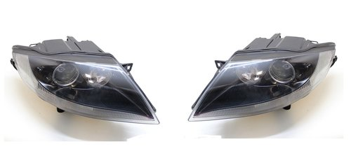BMW Z4 E85 koplampen met wit knipperlicht halogeen origineel BMW