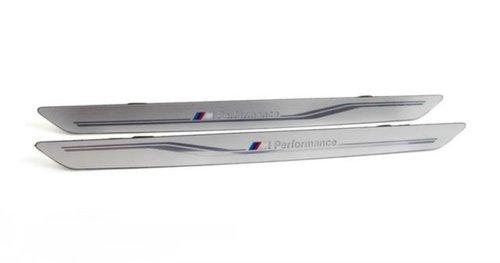 Verlichte M Performance instaplijsten X5 F15, F85 M en X6 F16, F86 M origineel BMW
