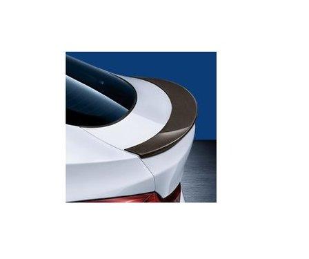 BMW X4 F26 carbon koffer spoiler origineel BMW