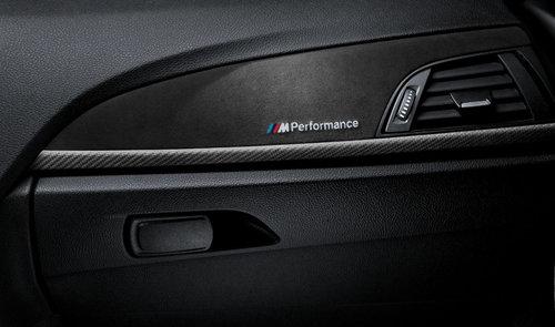 BMW 1 serie F21 F22  en 2 serie F87 M Performance interieurlijsten origineel BMW