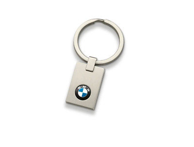 Sleutelhanger BMW vierkant 2020 collectie origineel BMW