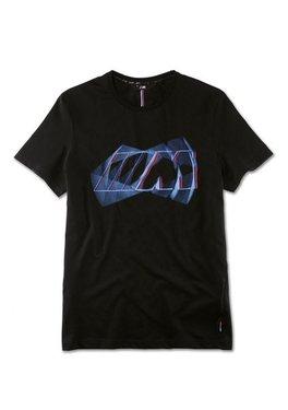 BMW M heren t-shirt maat L zwart origineel BMW