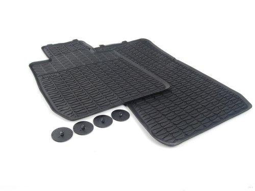 BMW X3 F25 en X4 F26 rubberen matten origineel BMW