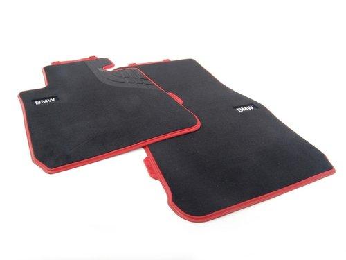 BMW F20 F21 F22 F23 F87 textiel voetmatten sport line origineel BMW