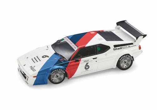 BMW heritage M1 Procar schaal 1:18 origineel BMW