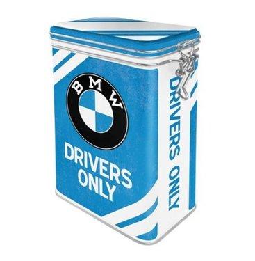 BMW drivers clipbox 17 cm x 8 cm