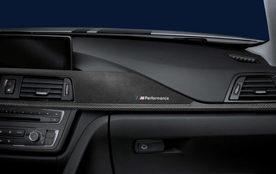BMW 4 serie F32 M Performance interieurlijsten origineel BMW