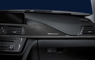 BMW 4 serie F33 M Performance interieurlijsten origineel BMW