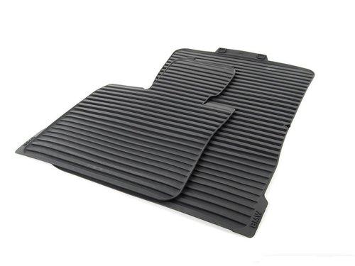 BMW X5 E70 en X6 E71 rubberen matten origineel BMW