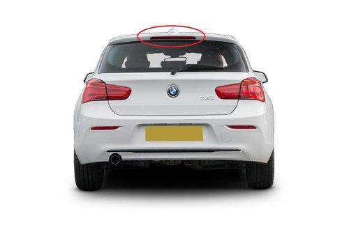 Derde remlicht BMW 1 serie F20 en F21 rood origineel BMW