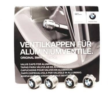 BMW ventieldopjes met BMW logo origineel BMW