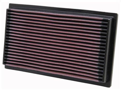 K&N Vervangingsfilter E36 E46 E39 E38 E83 Z3 Z4 E85 4/6 cil.
