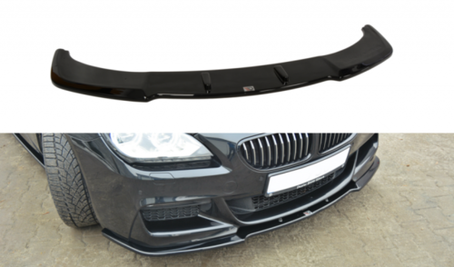 BMW 6 serie F06 gran coupe frontspoiler