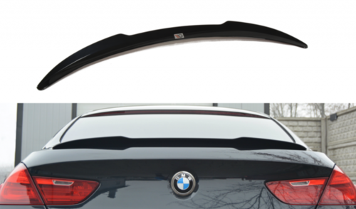 BMW 6 serie F06 GC spoiler kofferklep glanzend zwart