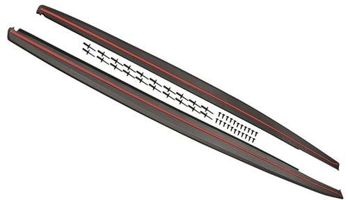 BMW 4 serie F36 performance look aanzet sideskirts mat zwart