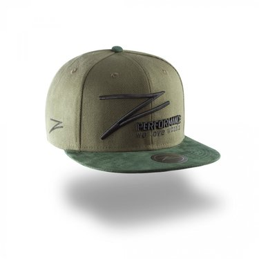 Z-performance cap Kaki