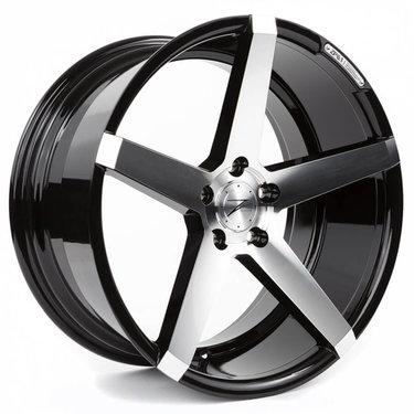 Z-Performance ZP6.1 Black Polished