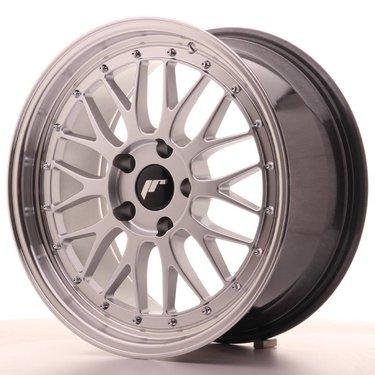 JR-Wheels JR23 Wheels Hyper Silver