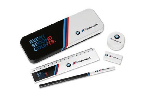 BMW Motorsport writing set 2019 collectie origineel BMW
