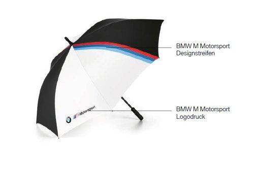 BMW M Motorsport paraplu 2019 collectie origineel BMW