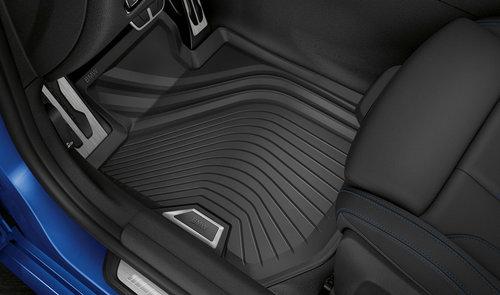 BMW 3 serie G20 en G21 rubberen matten origineel BMW