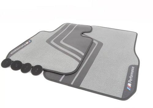 BMW 3 serie F30 en F31 M Performance matten origineel BMW
