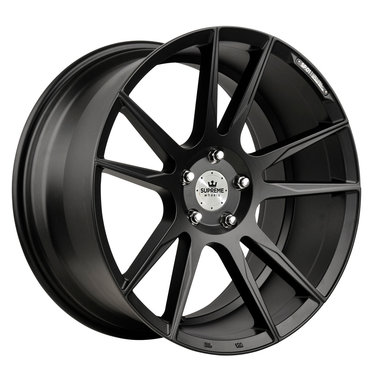 Supreme Wheels SP.01 Black