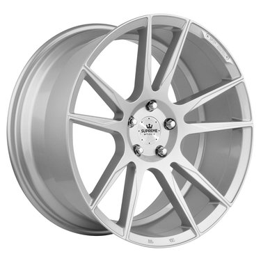 Supreme Wheels SP.01 Silver