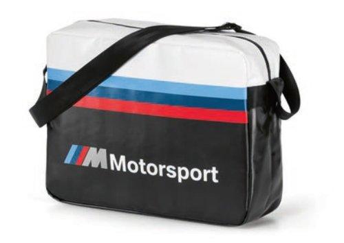 BMW Motorsport messenger bag 2019 collectie origineel BMW