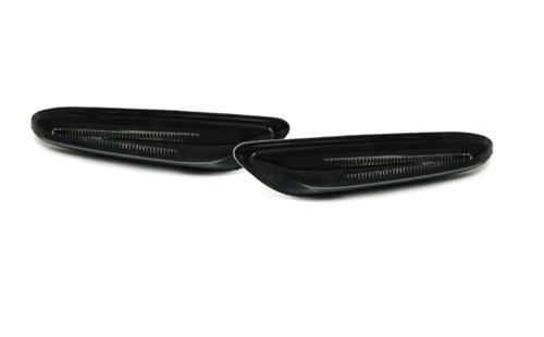BMW 5 serie E60 en E61 smoke led zijknipperlichten