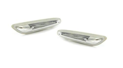 BMW 5 serie E60 en E61 helder LED zijknipperlichten