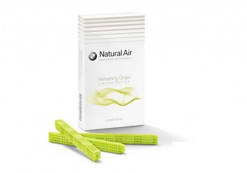 Natural Air refill-kit Ginger limited edition origineel BMW