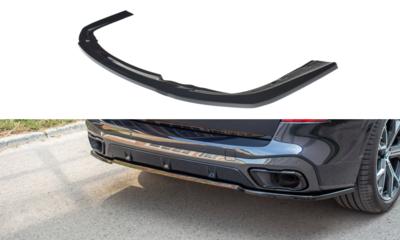 BMW X5 G05 achter splitter m pakket Maxton Design