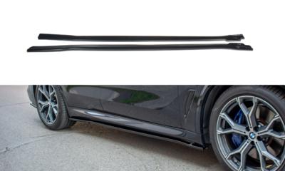 BMW X5 G05 side skirts aanzets m pakket Maxton Design