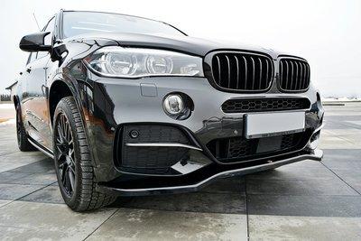BMW X5 F15 M50D voor splitter V1 Maxton Design