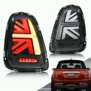 Mini Cooper R56 R57 LED Black achterlichten