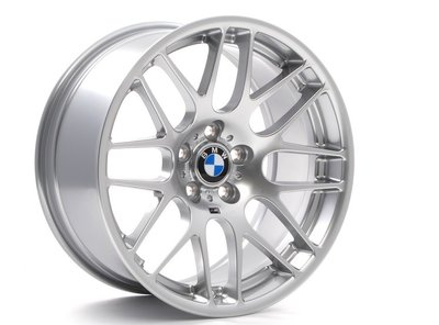 BMW 3 serie E46 M3 CSL velgen set breedset origineel BMW