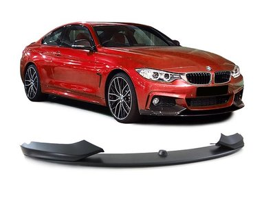 BMW 4 serie F32 en F33 performance look frontspoiler model 2013 - 2019