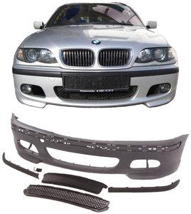 Actie! BMW 3 serie E46 sedan en touring sportlook voorbumper